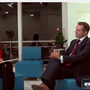 Συνέντευξη στην εκπομπή Ανάδειξέ το, με την Ρούλα Σκουρογιάννη στο SBC TV Channel