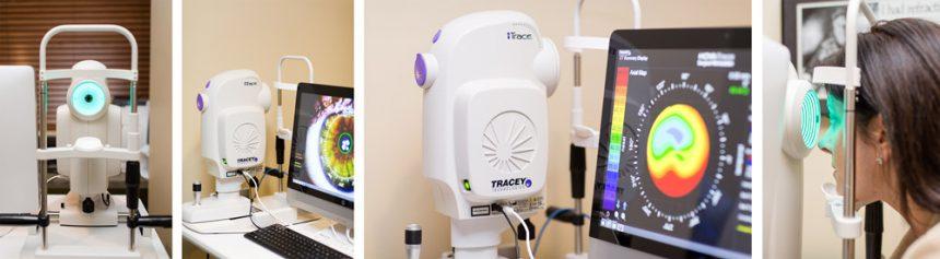 Δωρεάν Τοπογραφία Κερατοειδούς με κάθε οφθαλμολογικό έλεγχο