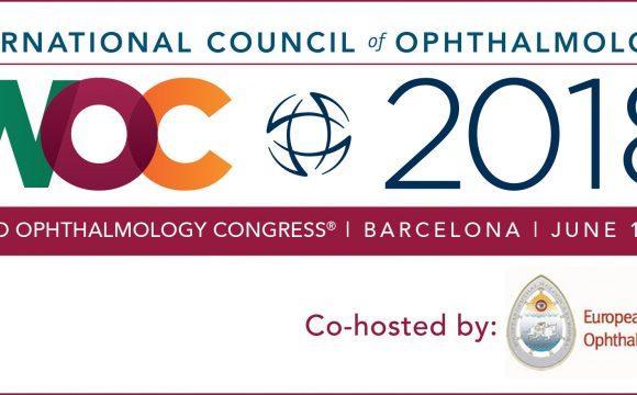 Παγκόσμιο Συνέδριο Οφθαλμολογίας στη Βαρκελώνη WOC 2018