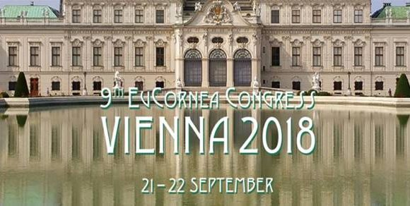 European Society of Cataract and Refractive Surgery Congress and the European Cornea Congress 2018