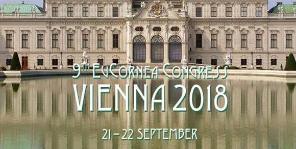 European Society of Cataract and Refractive Surgery Congress and the European Cornea Congress 2018