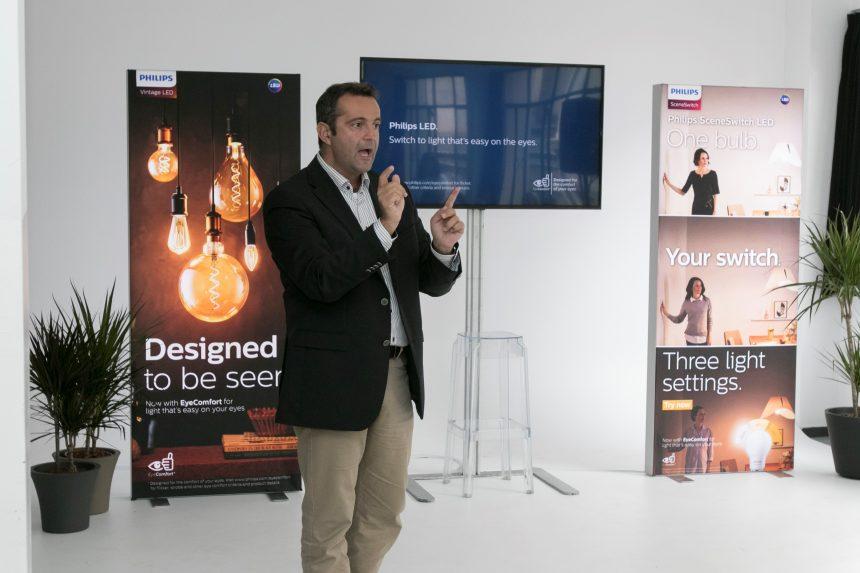 Philips Lighting Event – Δρ Λιαράκος Βασίλειος