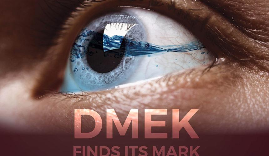 Αντιπαραθέσεις στην Οφθαλμολογία: Διαθλαστική Χειρουργική, Καταρράκτης, Αμφιβληστροειδής, Γλαύκωμα | Β. Λιαράκος | DMEK